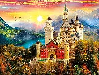 Buffalo Games - Majestic Castles - Aimee Stewart - Castle Dream - 750 Piece Jigsaw Puzzle