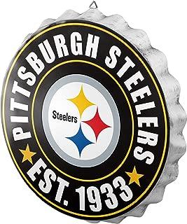 NFL Bottlecap Wall Sign