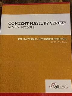 RN Maternal Newborn Nursing Edition 10.0