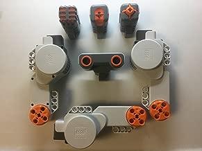 LEGO Mindstorms Bundle 3 Servo Motors & Ultra Sonic, Light, Sound, & Touch Sensors