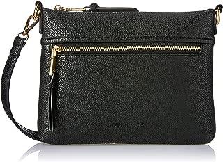 Louenhide Australia 1843Bk Chloe Crossbody Bag, Black