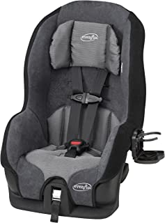 evenflo tribute lx convertible car seat ella