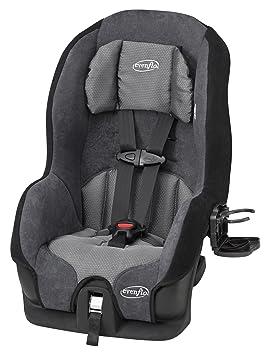 Tribute 5 Convertible Car Seat, 2-in-1, Saturn Gray: image