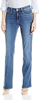 mini boot cut jeans
