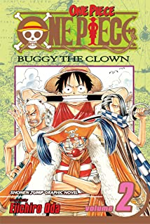 Oda, E: One Piece, Vol. 2: Buggy the Clown: 02