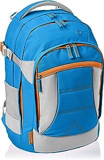 حقيبة ظهر مريحة من امازون بيسكس، بلون ازرق