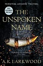 The Unspoken Name Sneak Peek (English Edition)