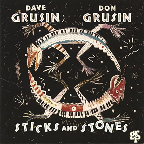 Sticks And Stones by Dave Grusin & Don Grusin on Amazon Music - Amazon.com
