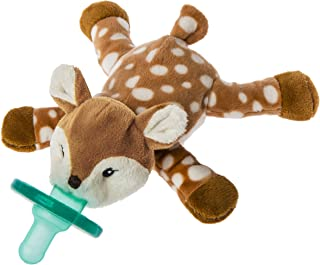 Mary Meyer Wubbanub Soft Toy and Pacifier Amber Fawn