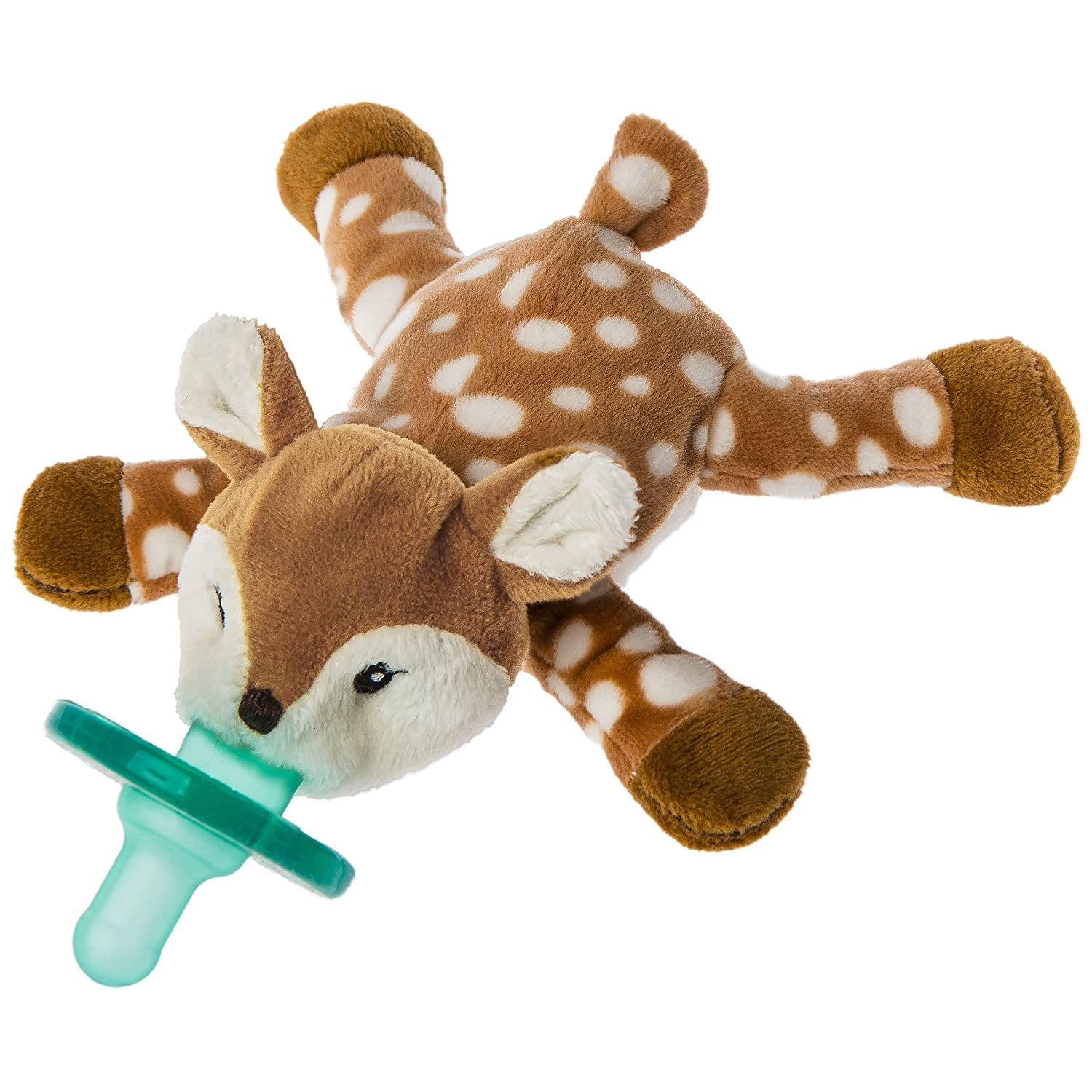 Mary Meyer WubbaNub Soft Toy and Fawn Clearance SALE! Limited time! Cheap mail order shopping Pacifier Amber Infant