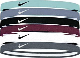 Nike Swoosh Deporte Diademas € 6Pack de la Mujer