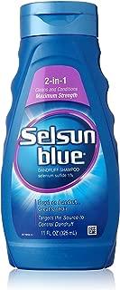 dandruff shampoo selsun blue