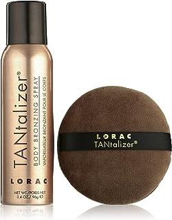 LORAC TANtalizer Body Bronzing Spray, 3.4 oz