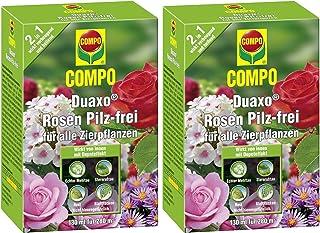 Compo Duaxo Rosen Pilz-Frei, Bekämpfung von Pilzkrankheiten