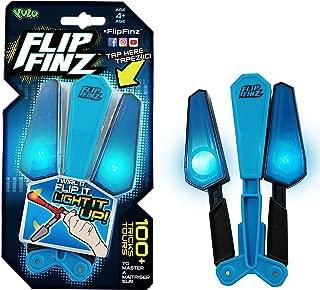 HELIX YL1010B Flip Finz 2 Blue Light Up
