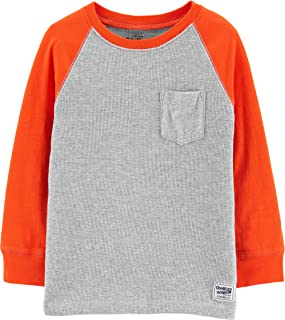 Boys' Raglan Pocket Thermal