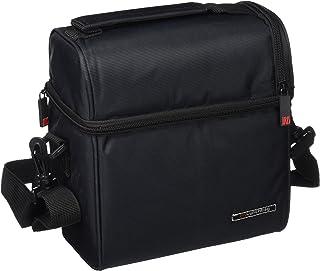 IRIS Bolsa portalimentos para llevar comida con contenedores de 0,6L y 0,8L + Botella de 0,35L
