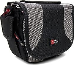 DURAGADGET Digital Camera Bag Compatible With Samsung Models Including Samsung Galaxy Camera (3G + WiFi), Samsung Galaxy Camera 2, Smart Camera NX1000, Samsung Galaxy NX, Samsung NX300, NX210 & NX20