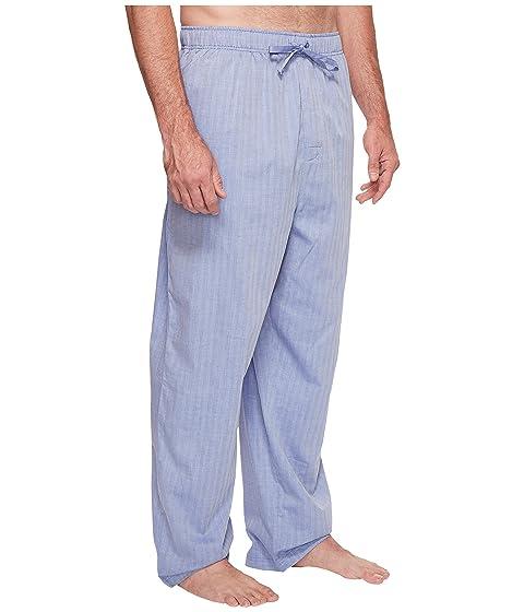 a Nautica azul altos amp; Big amp; de cuadros dormir amp; Big de Tall espiga Hueso amp; Pantalones 7A7q6fRxwr