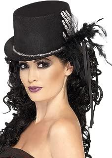 Women's Skeleton Hand Top Hat