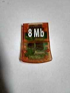 INTEC G5120 GAMECUBE MEMORY CARD (8 MB) - G5120