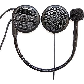 Amazon Com Nikomaku Motorcycle Bluetooth Headset Helmet Headphones Bluetooth Helmet Speakers Earphone Intercom For Helmets Wireless Headphones With Microphone Sound System For Motorcycle 0 27 Silm Home Audio Theater