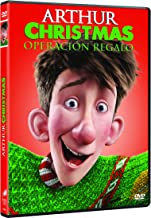Arthur Christmas: Operación Regalo - Edición Big Face [DVD]