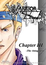 Manga: Warrior Legend Chapter III -The Antagonist- | Book Volume 3 | Manga | Comic | Drama | Action | Fantasy | Fiction | ...