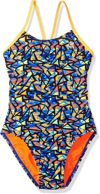 TYR Women's Costa Mesa Cutoutfit Swimming One Piece