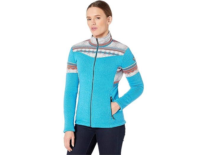 Spyder Bella Full Zip Fleece Jacket