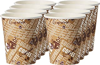 Hotpack Heavy Duty Paper Cup, 20 Pieces, 8 oz.