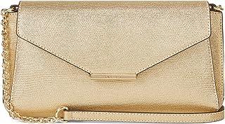 حقيبة كلاتش للنساء من ناين ويست - ذهبي