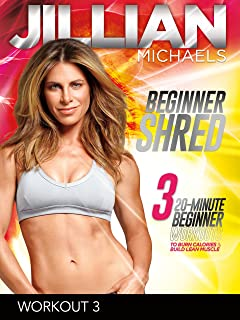 Beginner Shred - Workout 3