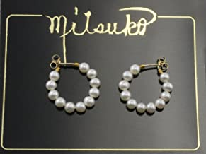 mitzuko pearl earrings