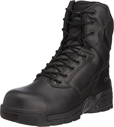 Magnum Unisex Adults' Stealth Force 8.0 Leather CT/CP Saftey Boots