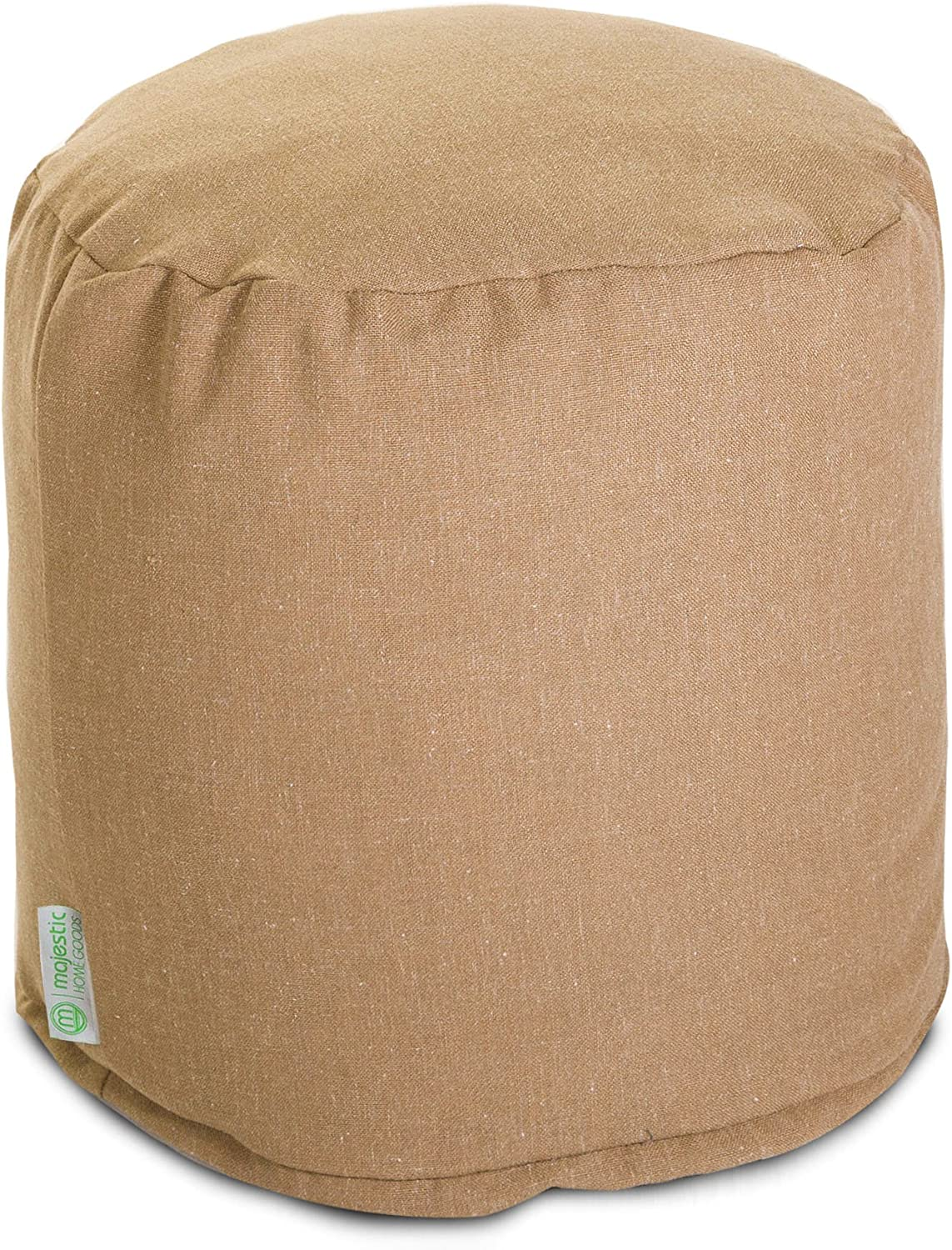 Majestic Home Goods Graham Wales Small Pouf