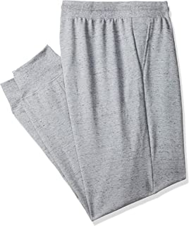 Jockey Women's Track Pants, X-Large, Grey Snow Melange