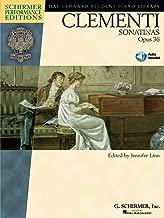 Clementi - Sonatinas, Opus 36: Sonatinas Opus 36 (Schirmer Performance Editions)