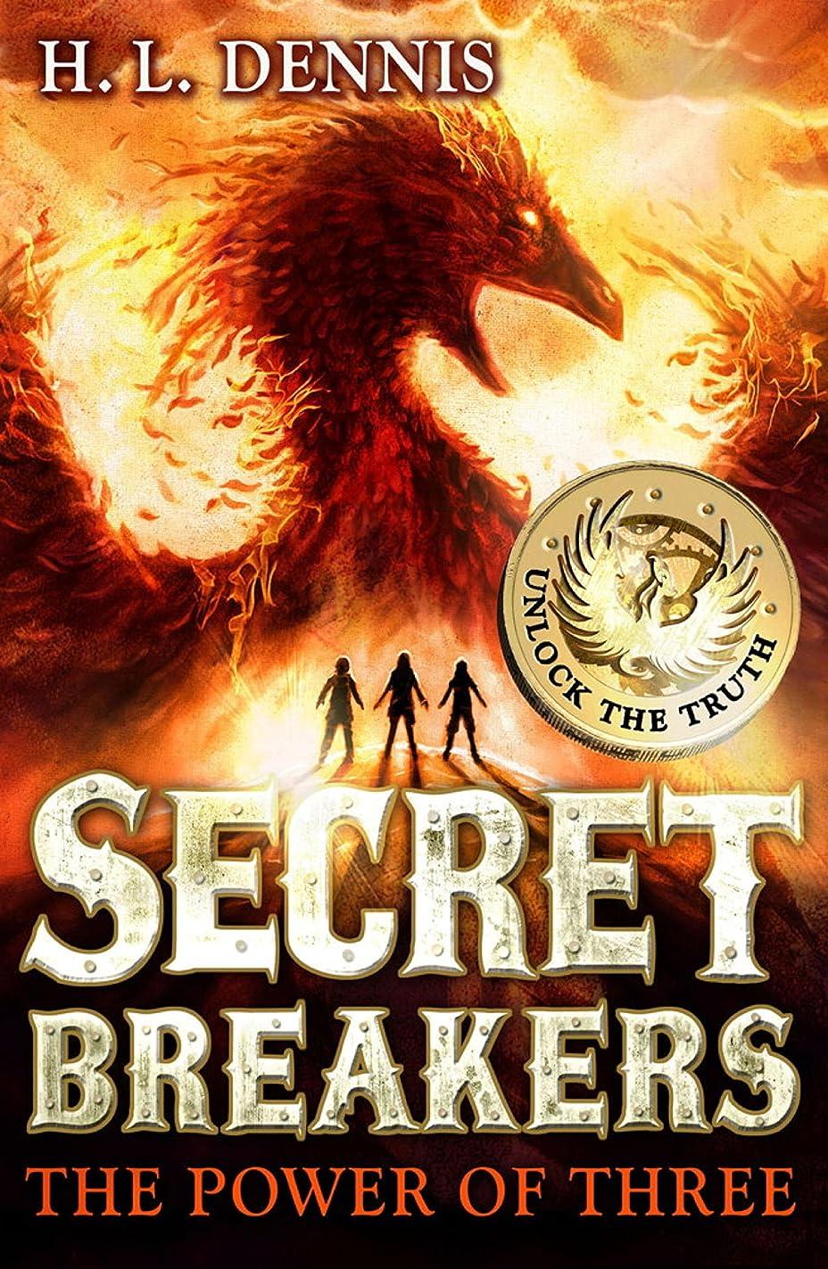 葉巻安全性変形The Power of Three: Book 1 (Secret Breakers) (English Edition)