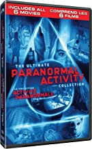 The Ultimate Paranormal Activity Collection 6-Movie