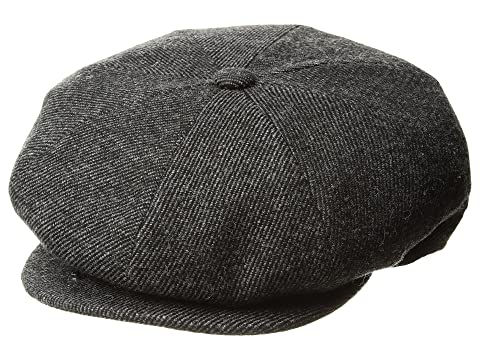 BAILEY OF HOLLYWOOD Galvin Wool Twill, Charcoal Twill