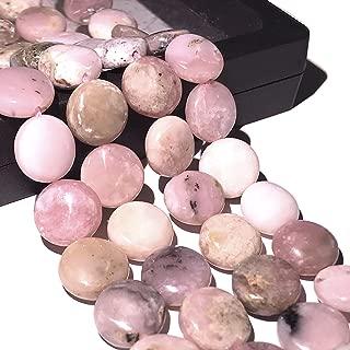 Best pink peruvian opal beads Reviews