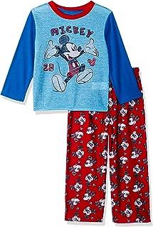 Little Boys' Mickey 2-Piece Pajama Set
