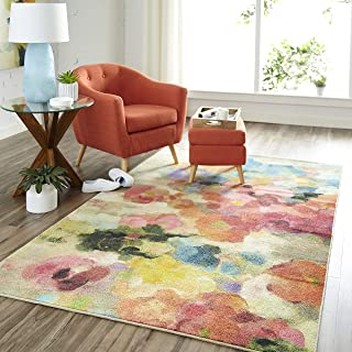 Best mohawk floral area rugs Reviews