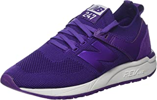 297dd48bba04 Amazon.fr : new balance - Violet / Chaussures femme / Chaussures ...