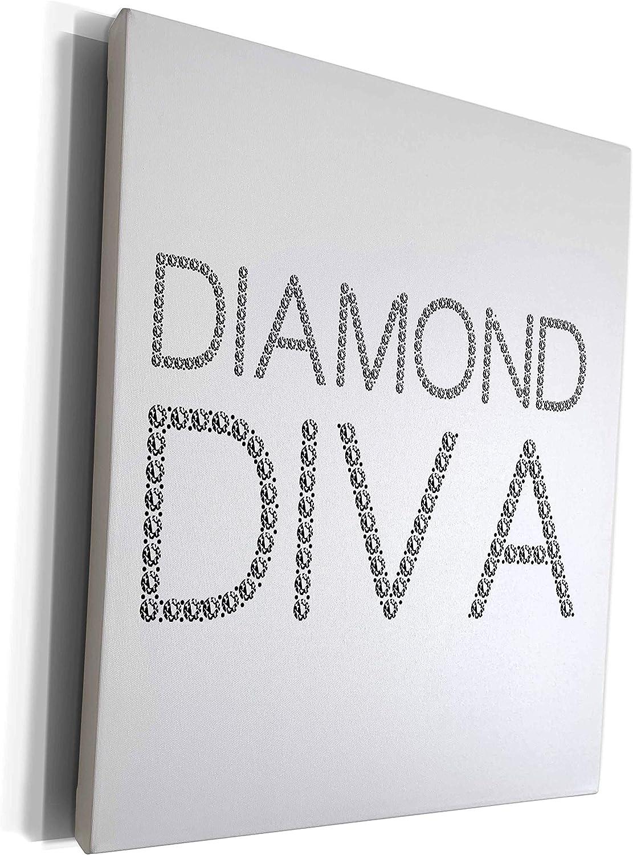 Ranking TOP7 3dRose Alexis Design Brand new - Typography rich decorat Stylish Diamond