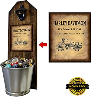 harley davidson garage accessories