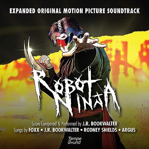 Robot Ninja (Original Motion Picture Soundtrack) by Various ...