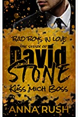 The Story of David Stone - Küss mich Boss (Bad Boys in love 1) (German Edition) Format Kindle
