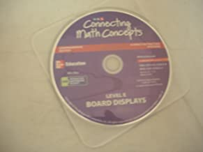 Level E Board Display CD (CONNECTING MATH CONCEPTS)